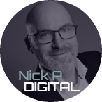 Nick A Digital Logo